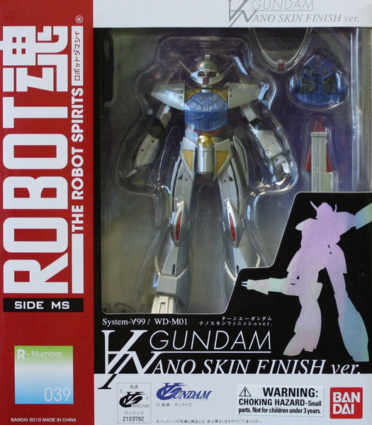 #039 Turn A Gundam Nano skin Finish Ver Robot Spirits