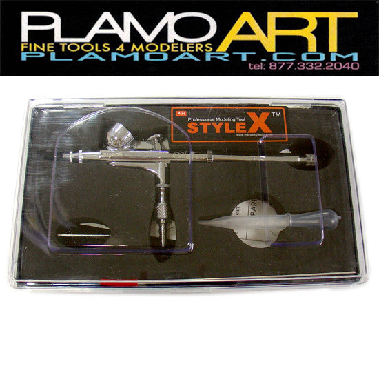 Air Brush #2 Silver PLAMO ART