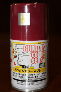 Gundam Color Spray 12 MS Sazabi Red 100ml Mr. Hobby