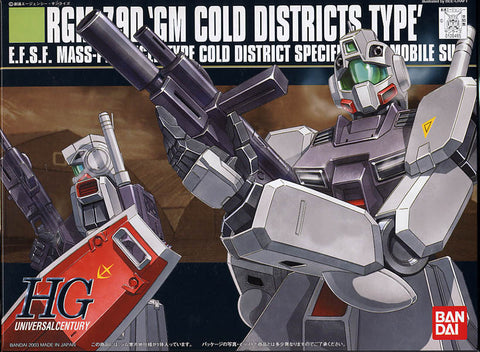 #38 GM Cold Districts Type 1/144 HGUC