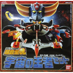 GX-04S Grendizer Space King Set Soul Of Chogokin