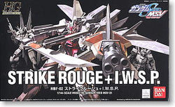 #01 MSV Strike Rouge+I.W.S.P 1/144 HG Seed