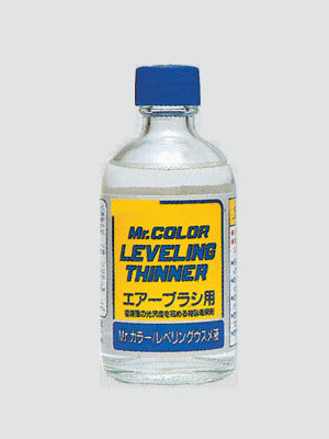 Mr. Color Leveling Thinner 110ml Mr.Hobby