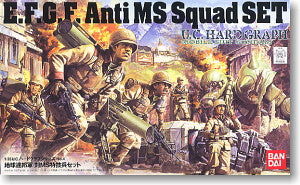 E.F.G.F Anti MS Squad Set 1/35 UC Hardgraph