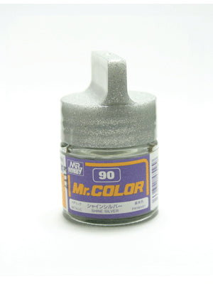 Mr. Color 90 Shine Silver Metallic