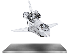 Space Shuttle Atlantis 3D Laser Cut Model