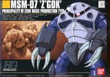 HGUC 1/144 #006 MSM-07 Z`Gok Mass Production Type