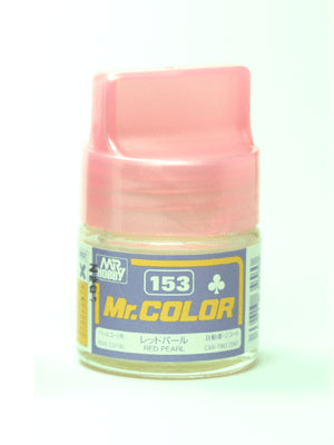 Mr. Color 153 Red Pearl