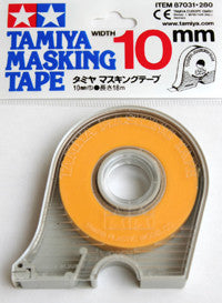 10mm Masking Tape with Dispenser TAMIYA