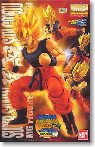 Super Saiyan Son Gokou 1/8 MG Figure-rise