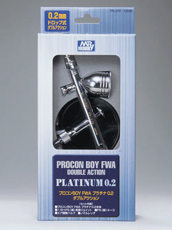 Mr. Procon Boy FWA Platinum Double Action Type 0.2mm Mr.Hobby