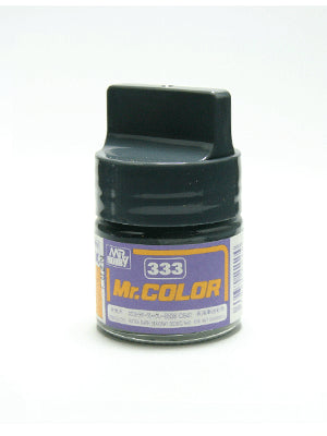 Mr. Color 333 Extra Dark Seagray BS381C/640 Semi Gloss