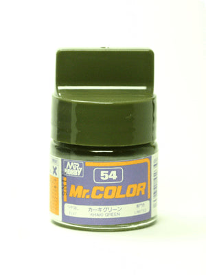 Mr. Color 54 Khaki Green  Flat