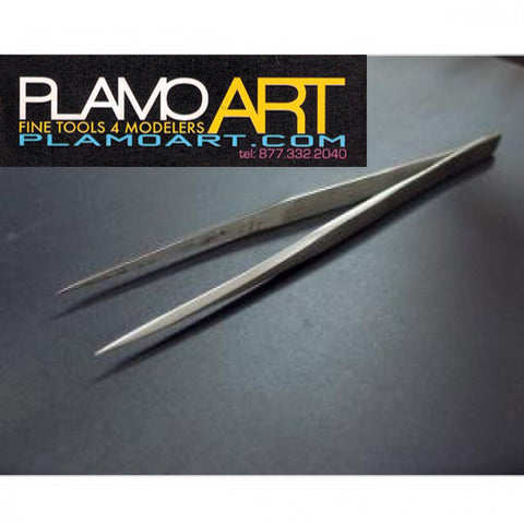 Fine Tweezer Long High End PLAMO ART