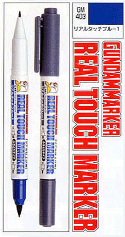 Real Touch Marker Blue 1 GM403