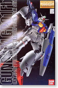 MG 1/100 Gundam RX-78 GP01Fb GP01 Full Burnern
