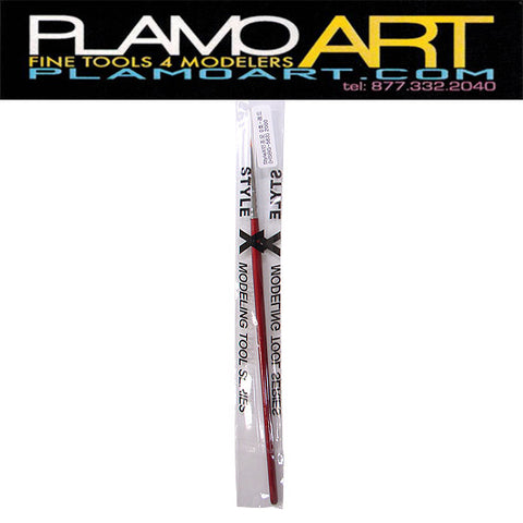 Basic Brush Red #0 PLAMO ART