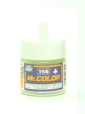 Mr. Color 156 Super White Gloss