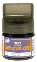 Mr. Color 101 Smoke Gray Gloss