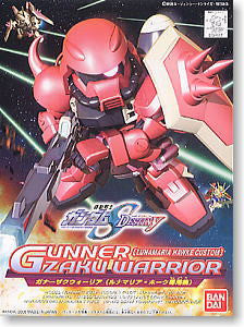 #281 Gunner Zaku Warrior SD