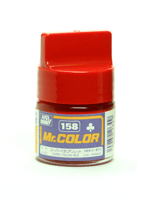 Mr. Color 158 Super Italian Red Gloss
