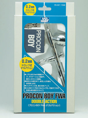 Mr. Procon Boy FWA Double Action Type 0.2mm Mr.Hobby