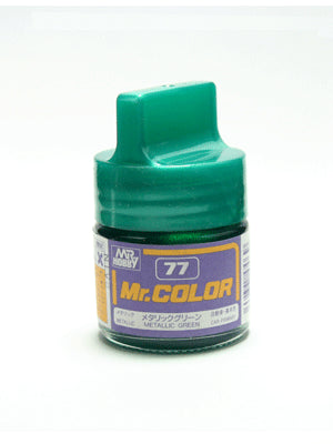 Mr. Color 77 Metallic Green Metallic