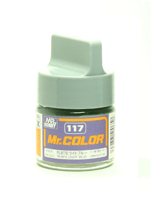 Mr. Color 117 RLM76 Light Blue Semi Gloss