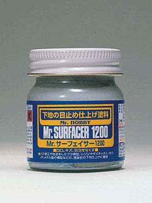 Mr. Surfacer 1200 Bottle Mr.Hobby