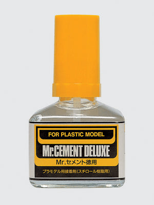 Mr. Cement Deluxe 40ml Mr.Hobby
