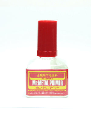 Mr. Metal Primer Bottle Mr.Hobby