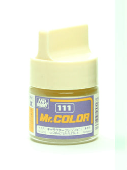 Mr. Color 111 Character Flesh 1  Semi Gloss