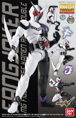 Kamen Rider Double Fang Joker 1/8 MG Figure-Rise