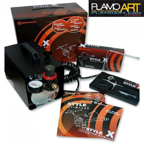 Compressor Pack #2 Set PLAMO ART