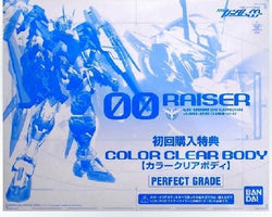 00 Raiser Clear Body Part 1/60 PG