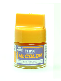 Mr. Color 109 Character Yellow Semi Gloss