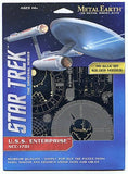 METAL EARTH Star Trek The Next Generation U.S.S. ENTERPRISE NCC-1701