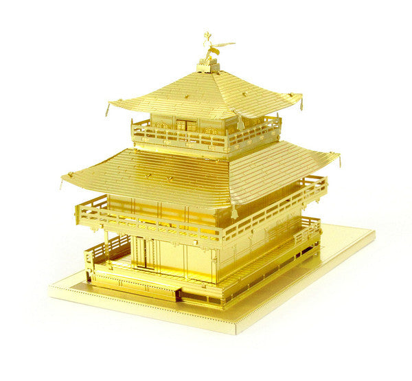 Kinkaku-Ji 3D Laser Cut Model