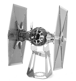 Star Wars Special Forces Tie Fighter Metal Earth 3D Laser Cut Model