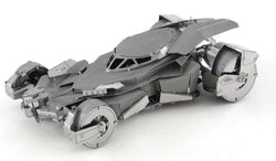 Batman v Superman Batmobile Metal Earth 3D Laser Cut Model
