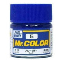 Mr. Color 5 Blue Gloss