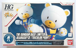 HG 1/144 The Gundam Base Limited Beargguy III [Tricolor Paint]