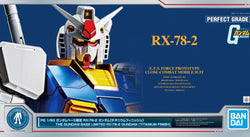 P-Bandai PG 1/60 RX-78-2 Titanium Finish GB Limited