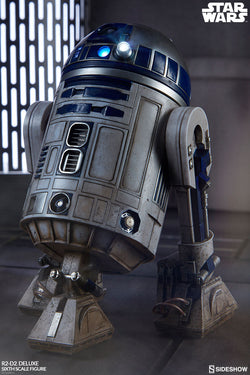 R2-D2 Deluxe Sixth Scale Figure (Sideshow Collectibles)