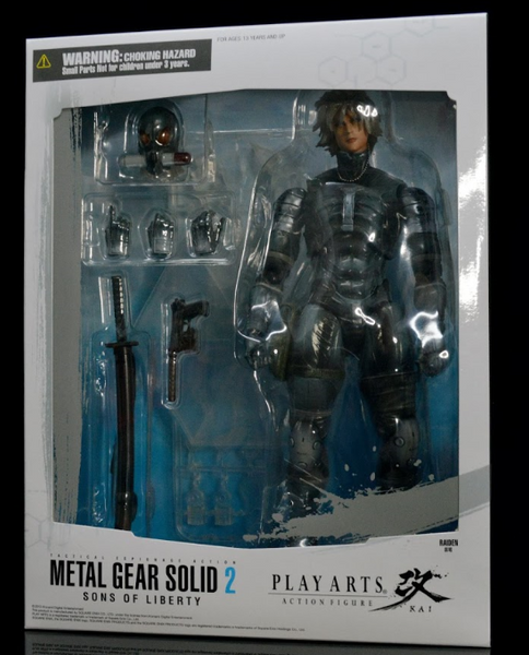 Metal Gear Solid 2: Raiden