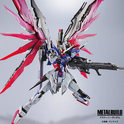 Destiny Gundam Metal Build 1/100