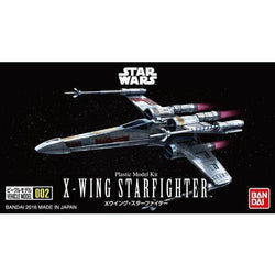 Vehicle Model #002 X-Wing Starfighter