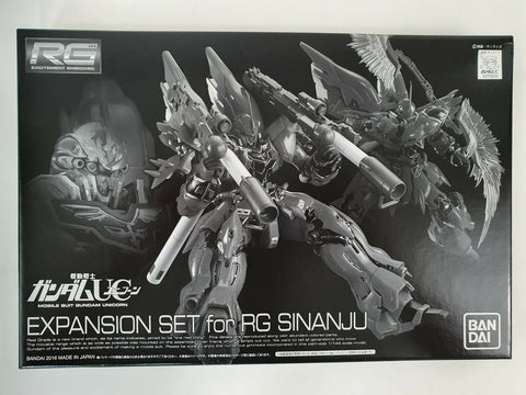 P-Bandai RG 1/144 Expansion Set for Sinanju