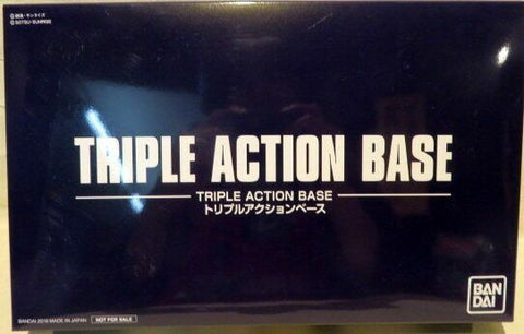 P-Bandai Triple Action Base