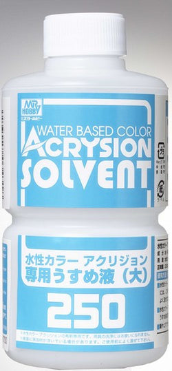 Mr Hobby Acrysion Solvent 250